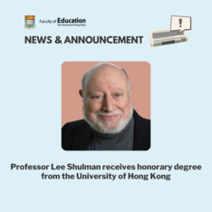 Professor Lee Shulman