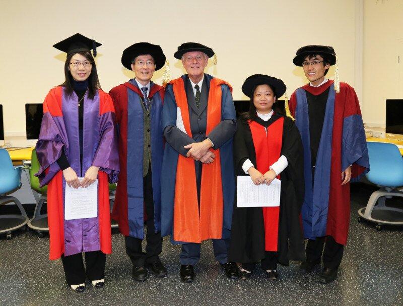 65cc1bbad7 HKU - Faculty of Education - PGDE Graduation Ceremony 2014