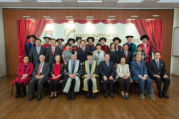 9th Inauguration of Endowed Professorships