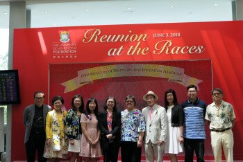 Reunion at the Races 2018