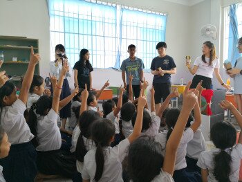 [BBED6790] Developing Resilient Student Teachers by Nurturing Resilience in Vulnerable Groups in Cambodia